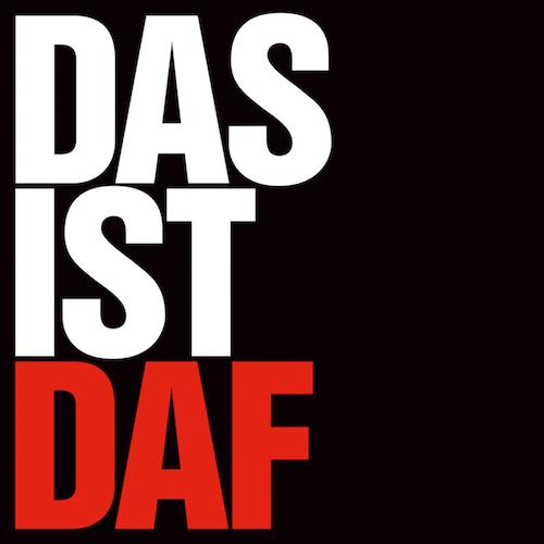 """DAF """"DAS IST DAF"""""""