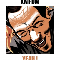 KMFDM_YEAH_EP_cover_1500