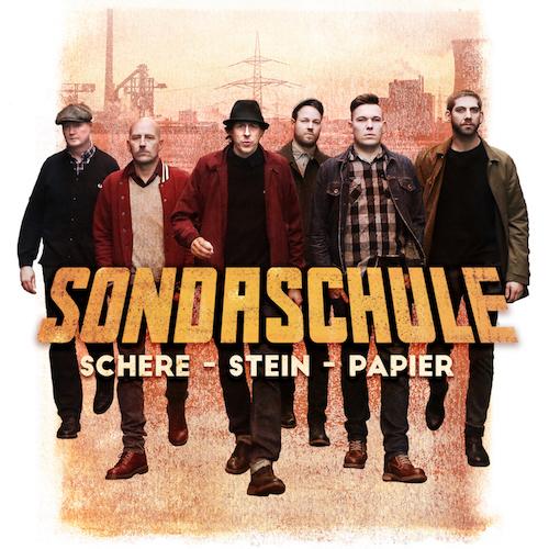"""SONDASCHULE """"Schere – Stein – Papier"""""""