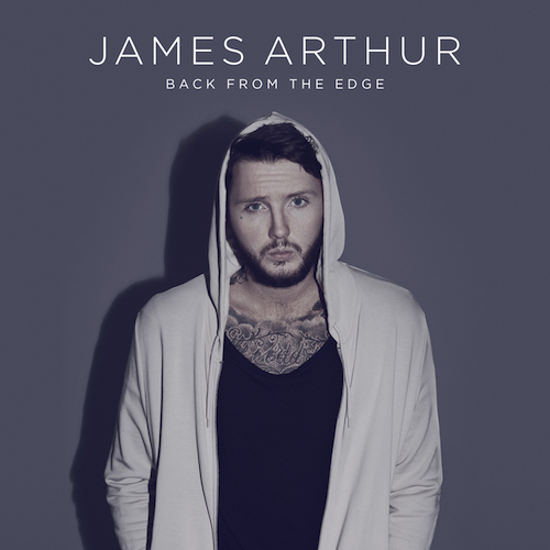 "James Arthur ""Back From The Edge"""