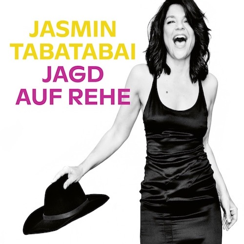 "JASMIN TABATABAI ""Jagd auf Rehe"" (Album)"