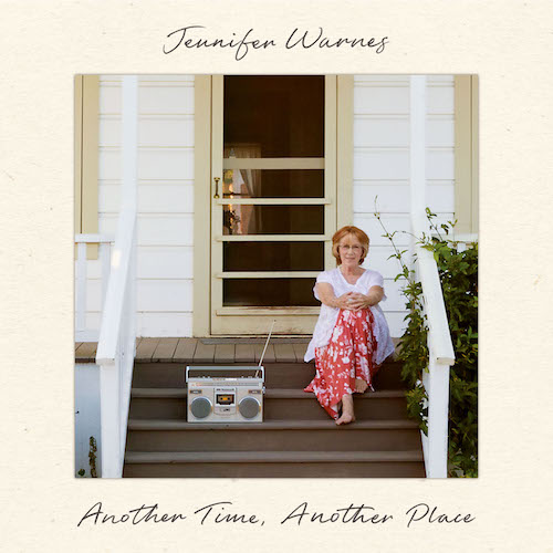 "JENNIFER WARNES ""Another Time, Another Place"""