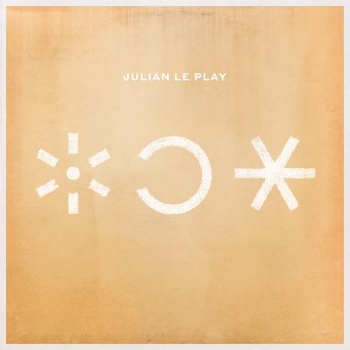 """JULIAN LE PLAY """"Sonne Mond Sterne"""" (EP)"""