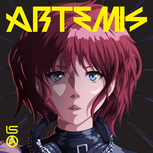 "LINDSEY STIRLING ""ARTEMIS"" (Album)"