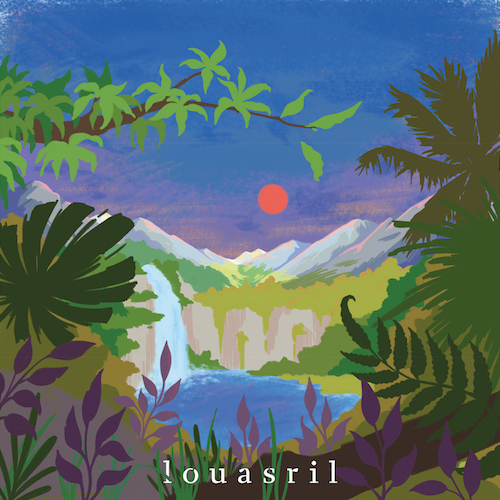 "LOU ASRIL ""louasril"" (EP)"
