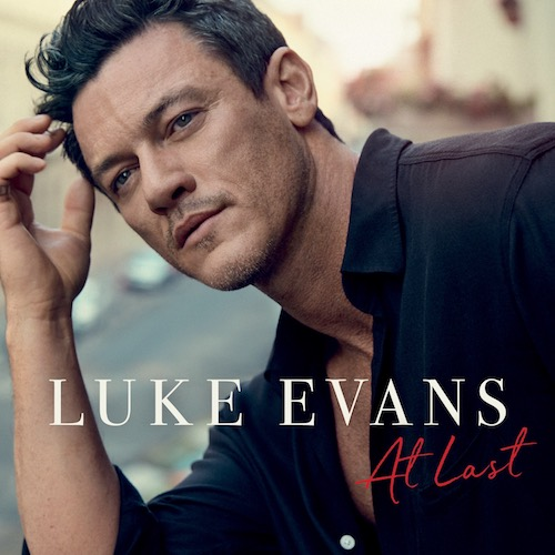 "LUKE EVANS ""At Last"" (Album)"