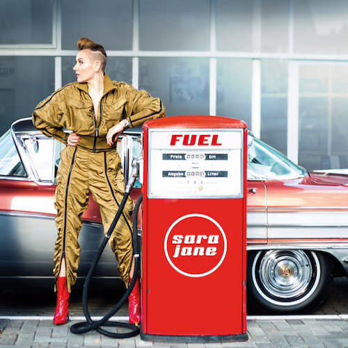 "SARAJANE ""FUEL"" [Album]"